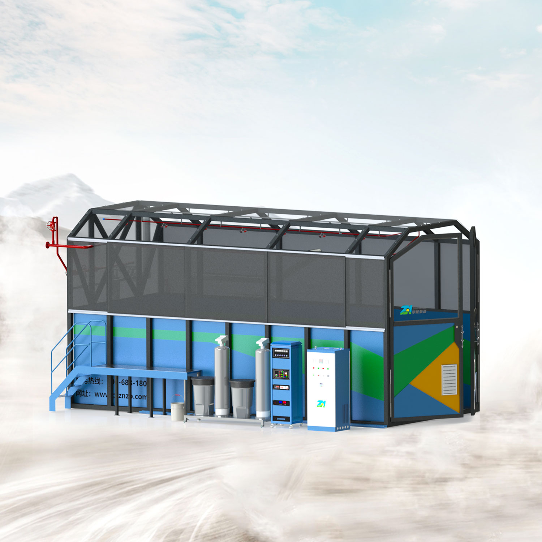 DL30型智能连续高温好氧发酵设备